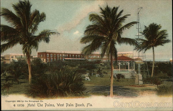 Hotel The Palms West Palm Beach Florida