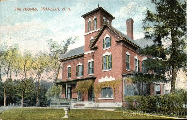 The Hospital Franklin New Hampshire
