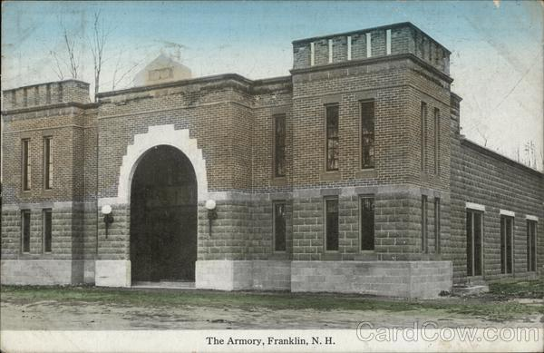 The Armory Franklin New Hampshire