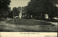 Fort Hill Park Postcard