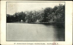 Jewell Grove Cottages, Guilford Lake