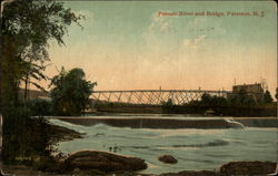 Passaic River and Bridge