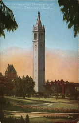 The Campanille - University of California