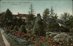 Garden and Home of Robert Burdelte