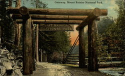 Gateway, Mount Rainier National Park