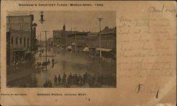 Saginaw's Greatest Flood- March to April 1904