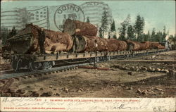 Diamond Match Co.'s Logging Train