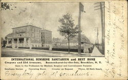 International Sunshine Sanitarium and Rest Home