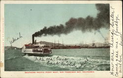 Southern Pacific Ferry Boat, San Francisco Bay