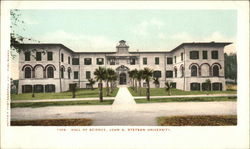 The Hall of Science, John B. Stetson University