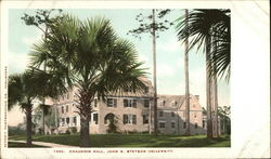 Chaudoin Hall, John B. Stetson University