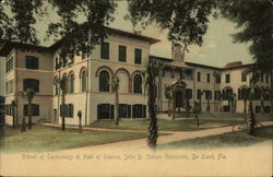 School of Technology & Hall of Science, John B. Stetson University