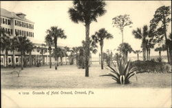 Grounds of Hotel Ormond