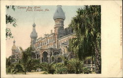 Tampa Bay Hotel, Front