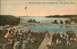 The Bar Harbor Club - Swimming Pool