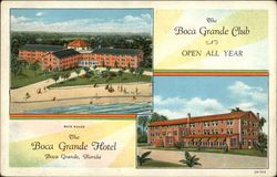 The Boca Grande Hotel and Club
