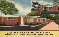 Jim Williams Motor Hotel