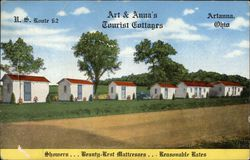 Art & Anna's Tourist Cottages