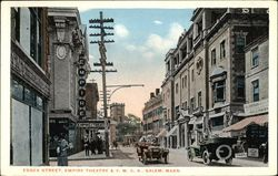Essex Street, Empire Theater & Y.M.C.A.