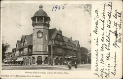 Whitney Hall, Coolidge Corner