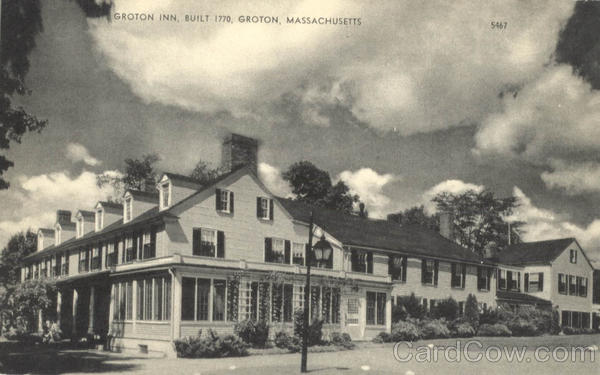 Groton Inn Massachusetts