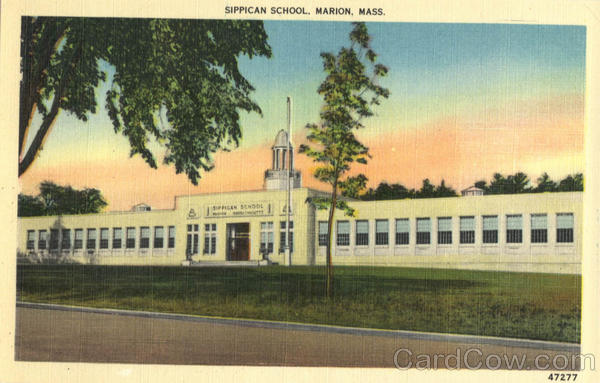 Sippican School Marion Massachusetts
