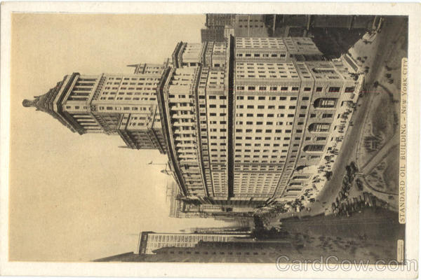 Standard Oil Building New York City