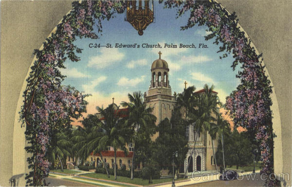 Edward's Church Palm Beach Florida