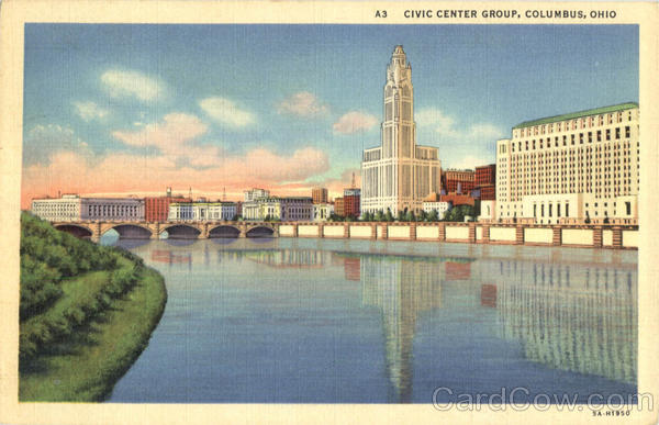 Civic Center Group Columbus Ohio