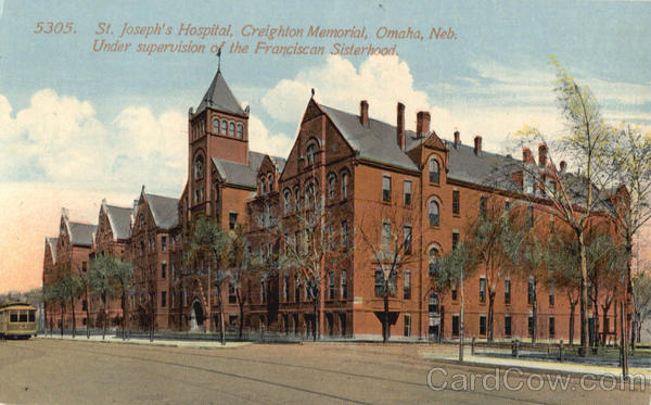 CREIGHTON UNIVERSITY MEDICAL CENTER - SAINT JOSEPH …