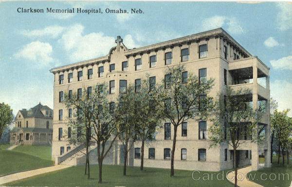 Clarkson Memorial Hospital Omaha Nebraska