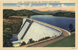 Hiwassee Dam and Lake