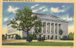 Raleigh Memorial Auditorium Raleigh