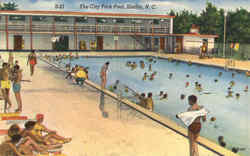The City Park Swimming Pool