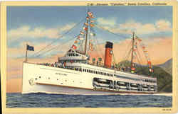 Steamer Catalina