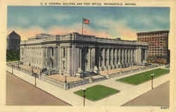 U. S. Federal Building and Post Office