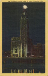 Le Veque - Lincoln Tower at Night