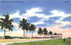 Entrance to Punta Gorda