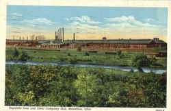Republic Iron and Steel Company Mill
