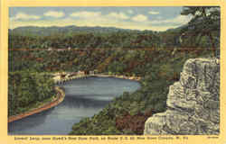 Lovers Leap, Hawk's Nest State Park