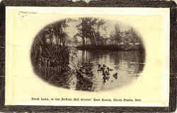 Duck Lake at the Buffalo Bill Scouts, Rest Ranch