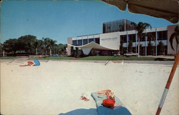 The Broadwater Beach Hotel And Golf Club Biloxi Ms