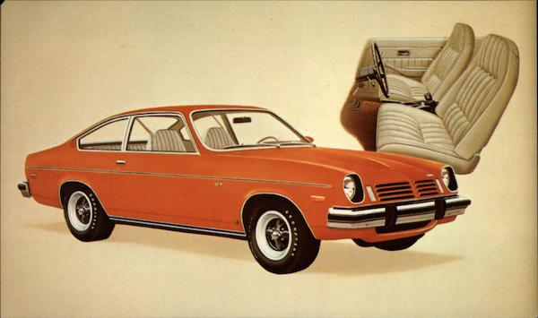 1974 Vega GT Hatchback Coupe Cars