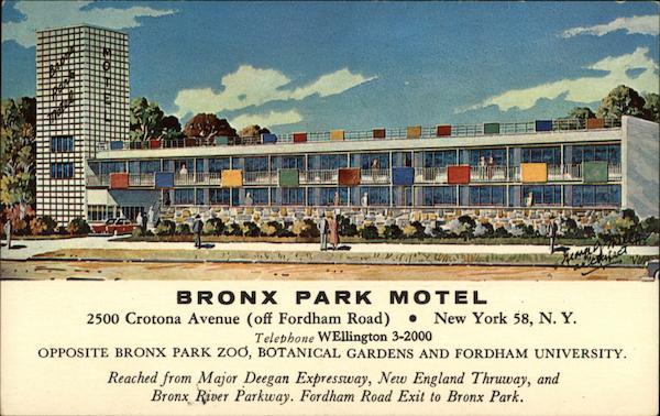 Motel  Near New York City
