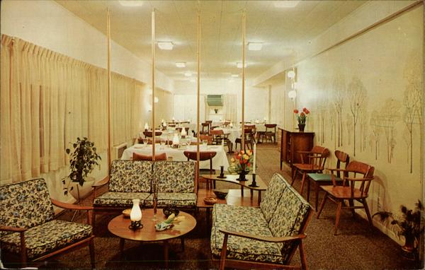 The Holland Room at the Sleepy Dutchman Motor Inn Amsterdam New York