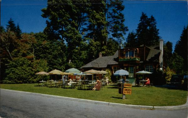 Feguson Point Tea House, Stanley Park Vancouver Canada