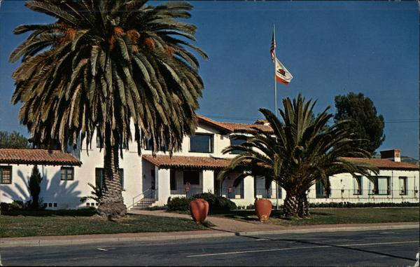 Community Clubhouse San Clemente California George E. Watson