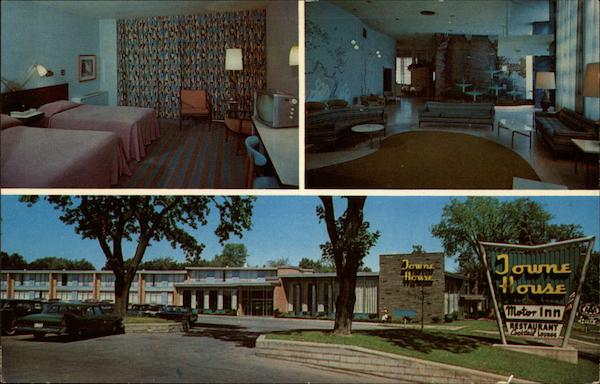 Towne House Motor Inn Rochester Ny