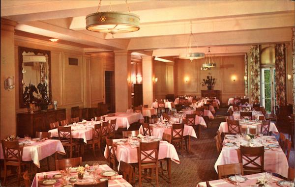 Christian Science Benevolent Association - Main Dining Room San Francisco California