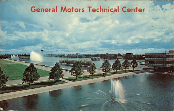 General Motors Technical Center Warren, MI